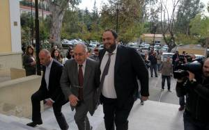 Μαρινάκης: «Ό,τι είχα να πω, το είπα στον εισαγγελέα»
