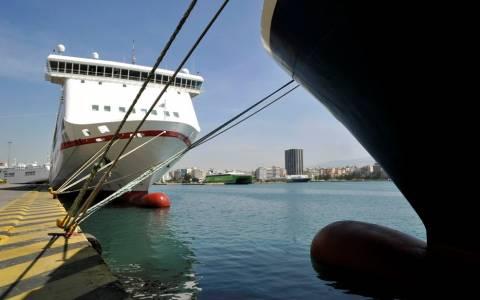 Δεμένα τα πλοία στις 27 Νοεμβρίου