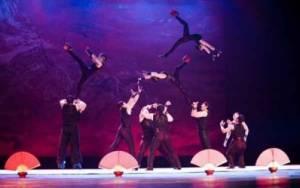 Το Εθνικό Θέατρο Ακροβατών της Κίνας στη Θεσσαλονίκη