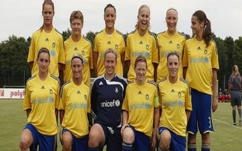 Ο πιο σέξι πανηγυρισμός γυναικείας ομάδας ποδοσφαίρου