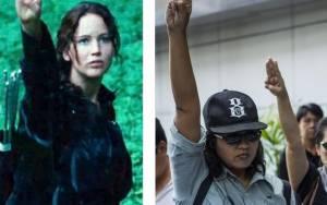 Ταϊλάνδη: Συνελήφθησαν επειδή χαιρέτισαν α λα Hunger Games!