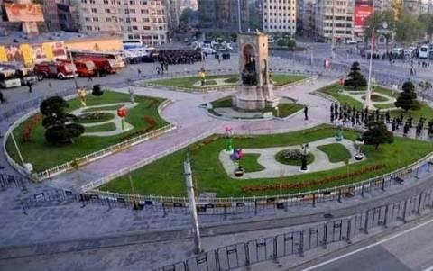 Τουρκία: Επαναπροώθηση του σχεδίου ανάπλασης της Ταξίμ!