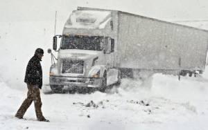 Επτά οι νεκροί από τη χιονοθύελλα στις ΗΠΑ