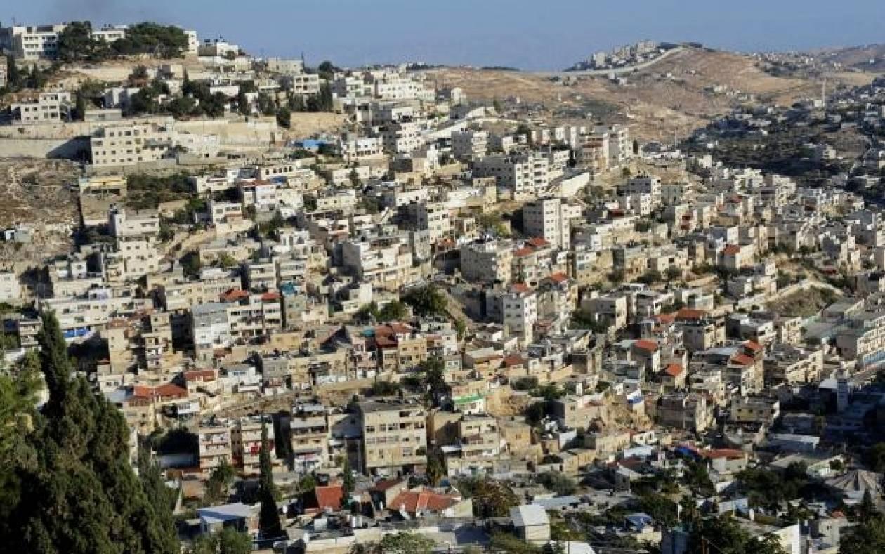 Ισραήλ: Εγκρίθηκε η οικοδόμηση 78 κατοικιών στην Ιερουσαλήμ