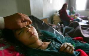 Πακιστάν: Σχεδόν 300 παιδιά νεκρά από την αρχή του έτους