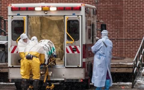 Έμπολα: Ραγδαία αύξηση των θυμάτων