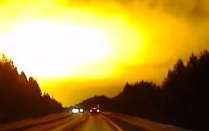 Μυστηριώδεις εκρήξεις φωτός στον ουρανό της Ρωσίας