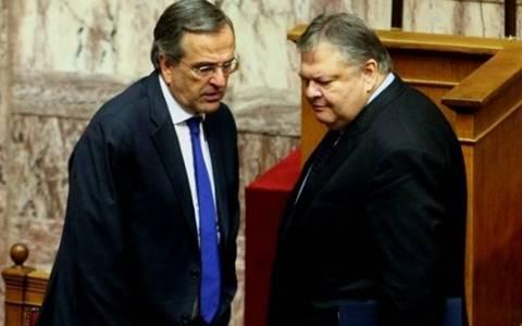 Venizelos to Samaras: Restrain Adonis