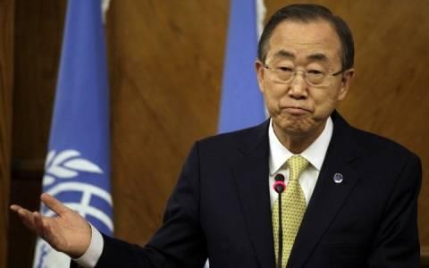 Μπαν Κι-μουν για τον εξτρεμισμό: Tα όπλα δεν αρκούν