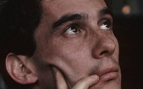 F1: Βιβλίο για τον Ayrton Senna