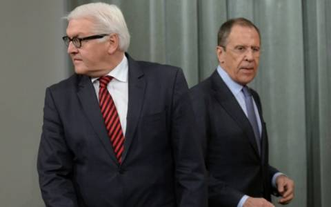 Ο Σταϊνμάιερ δεν βλέπει αποκλιμάκωση της ουκρανικής κρίσης
