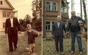 Παρελθόν - παρόν: Οι άνθρωποι μεγαλώνουν, η αγάπη παραμένει