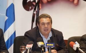 Καμμένος για Μελά: Να παραιτηθεί και να παραδώσει την έδρα