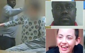 Βίντεο- σοκ: Νοσοκόμος κακοποιεί παιδί με ειδικές ανάγκες