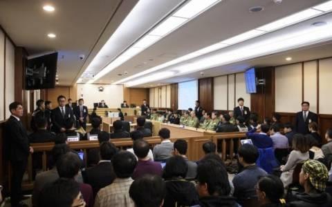 Ναυάγιο Sewol:10 χρόνια κάθειρξη στο διευθυντή της εταιρείας
