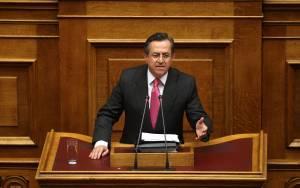 Καταγγελίες – «φωτιά» Νικολόπουλου στη Βουλή