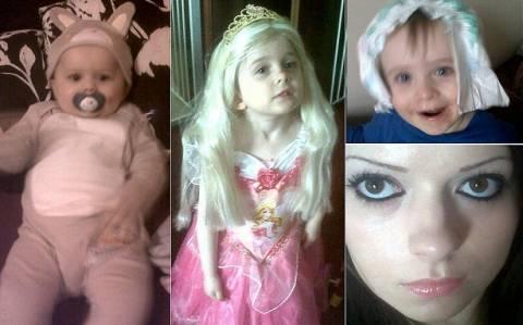 Σκότωσε τα παιδιά της και έγραψε μηνύματα στο σώμα τους