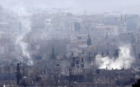 Συρία: Συνεχίζονται τα αεροπορικά πλήγματα των ΗΠΑ