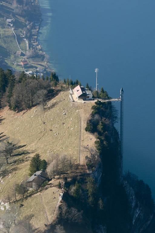 Το υψηλότερο εξωτερικό ασανσέρ στην Ευρώπη