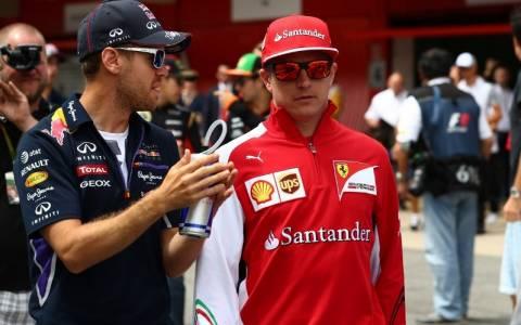 F1: Ο S.Vettel στη Ferrari