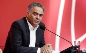 Σκουρλέτης: Ο Σαμαράς δεν αντέχει τη συνάντηση με τον Τσίπρα