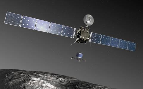 Το Philae εντόπισε άνθρακα στον 67P