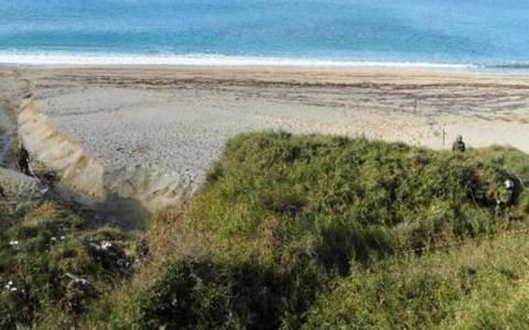 Νάρκες εντοπίστηκαν στην παραλία Μονολιθίου Πρέβεζας (Pics)