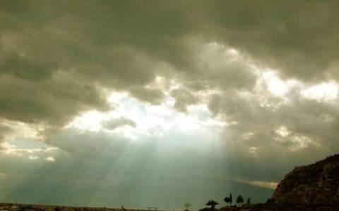 Ηλιοφάνεια με νέα πτώση της θερμοκρασίας