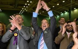 Βρετανία: Δεύτερη έδρα στο κοινοβούλιο για το UKIP