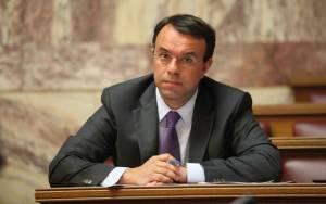 Χρ. Σταϊκούρας: Εκτιμήσεις για  ρυθμό ανάπτυξης 2,9%