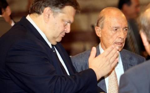 Βενιζέλος: Ήταν ουσιαστική η συζήτηση με τον Σημίτη