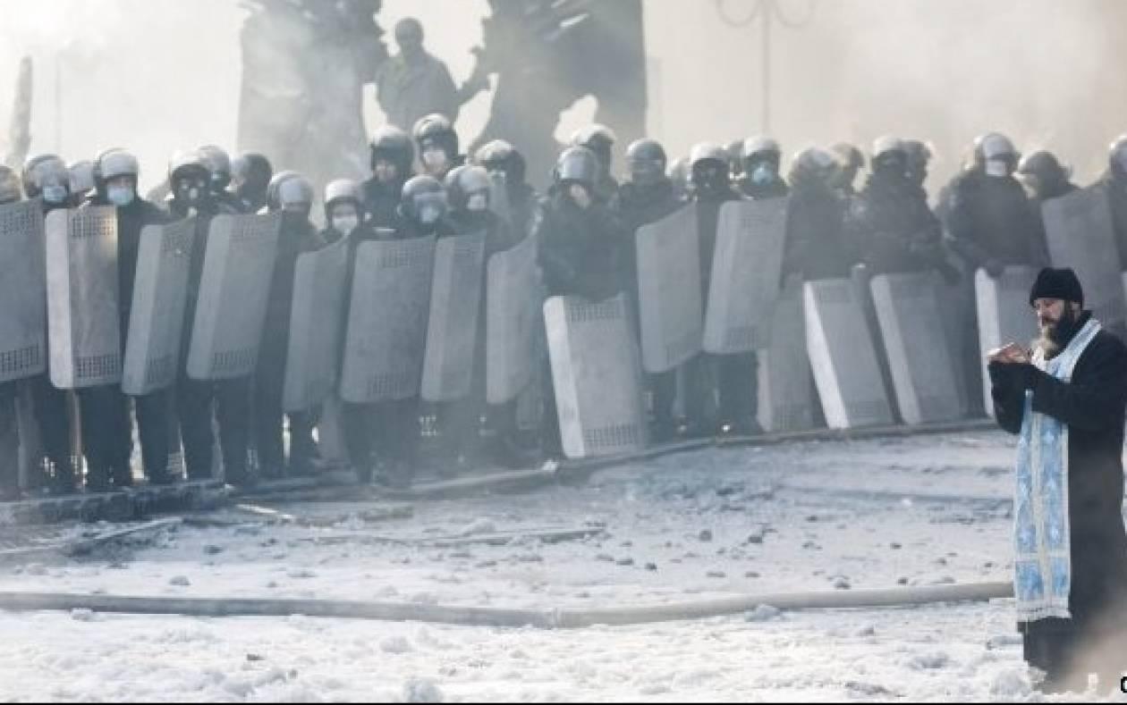 Ουκρανία: Το «χάος» μίας επανάστασης (pics)