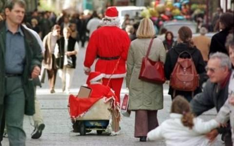 Στις 13 Δεκεμβρίου ξεκινά το εορταστικό ωράριο καταστημάτων