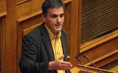 Τσακαλώτος: Άκρως μνημονιακός ο προϋπολογισμός