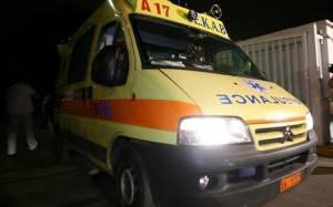Τραυματισμός δικυκλιστή σε τροχαίο στο Γεράνι