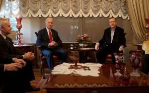 Στην Τουρκία λόγω… τζιχαντιστών ο αντιπρόεδρος των ΗΠΑ
