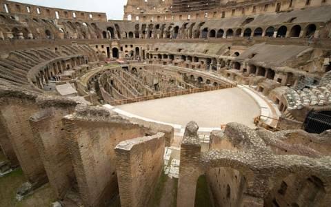 Ιταλία: Το Κολοσσαίο ζωντανεύει 2.000 χρόνια μετά
