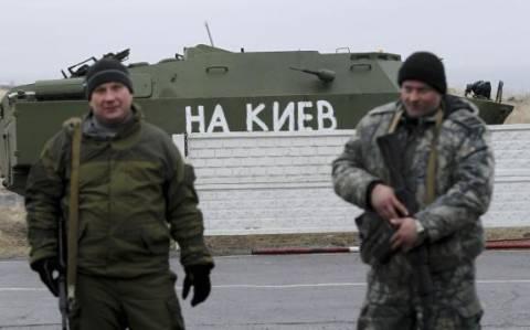 Η Ουκρανία καταγγέλλει την παρουσία 7.500 Ρώσων στρατιωτών