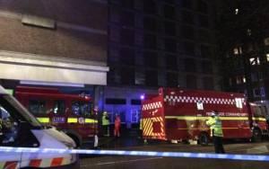 Βρετανία: Τουλάχιστον 14 τραυματίες από έκρηξη σε ξενοδοχείο