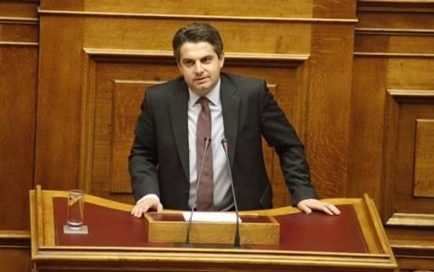 Κωνσταντινόπουλος: Δεν θα δεχθούμε μειώσεις στο ασφαλιστικό
