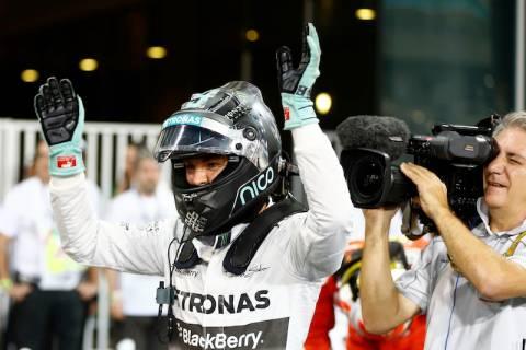 F1 Grand Prix Abu Dhabi Κατατακ. δοκιμές: Ο Rosberg στη pole