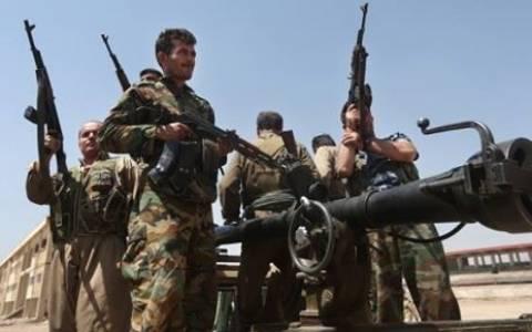 Ο τουρκικός στρατός εκπαιδεύει Κούρδους μαχητές από το Ιράκ