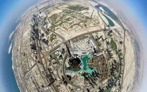 Τρομακτική selfie στην κορυφή του Burj Khalifa
