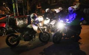 Πυρά κατά αστυνομικών στη Νέα Ιωνία