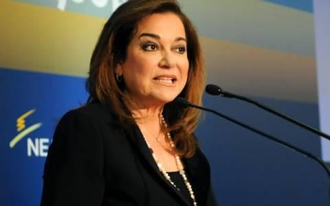 Μπακογιάννη: Με ανησυχούν οι εξελίξεις στο ΠΑΣΟΚ