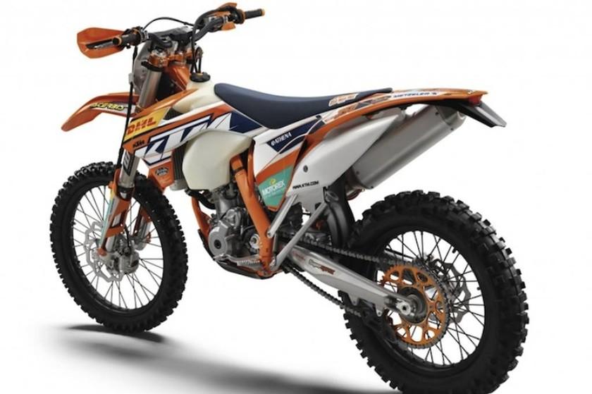KTM: Ξεκίνησε η πώληση των νέων EXC Factory Edition