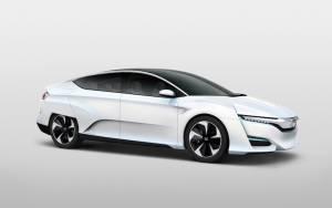 Honda: FCV Concept
