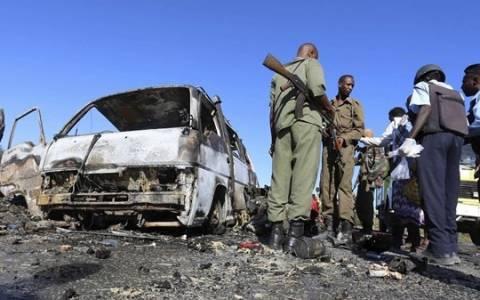 Κένυα: Νεκροί οι δράστες της αιματηρής ενέδρας σε λεωφορείο