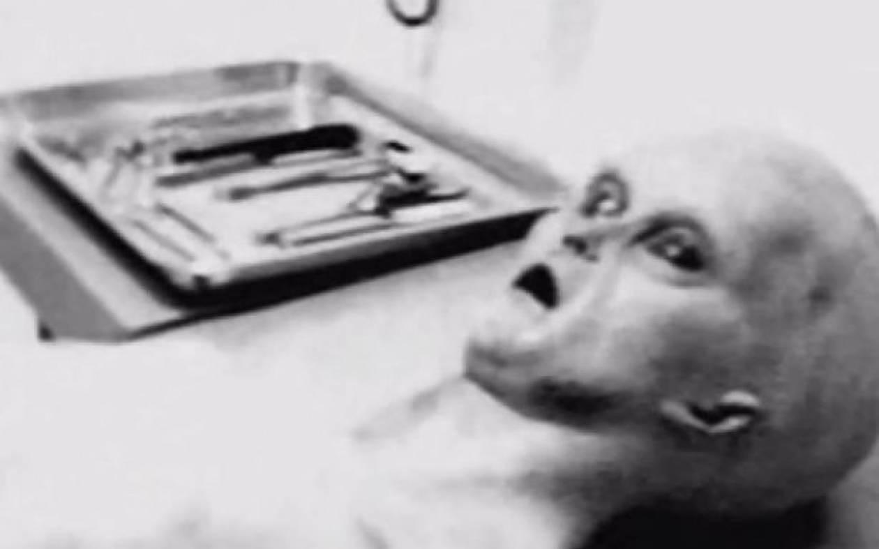 Δείτε τον πρώτο πραγματικό εξωγήινο (pics)