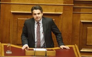 Κωνσταντινόπουλος: Δεν θα γίνουν πλειστηριασμοί